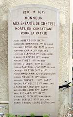 Creteil Cemetery, Paris, France
