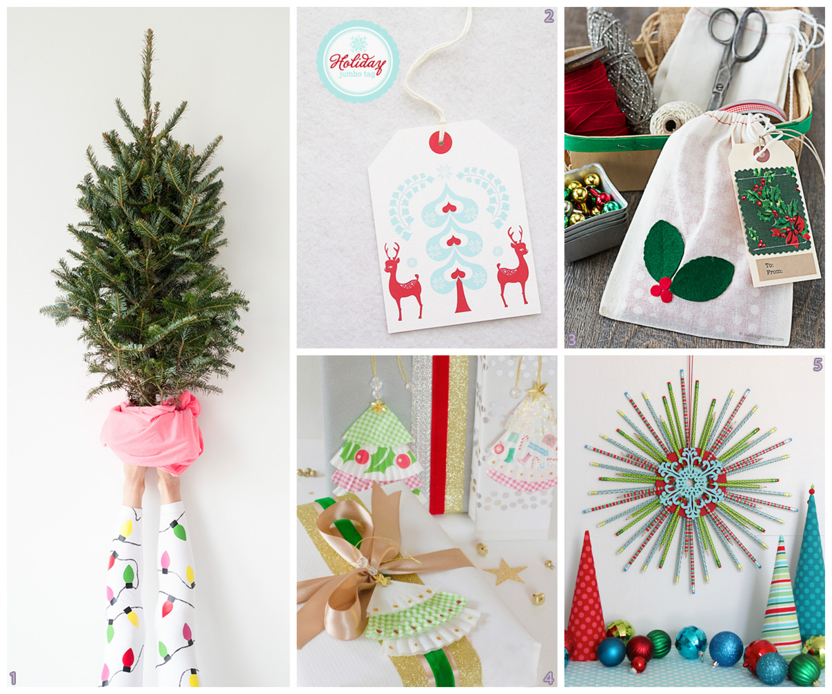 5 Inspirational Crafts: Wonderful Christmas