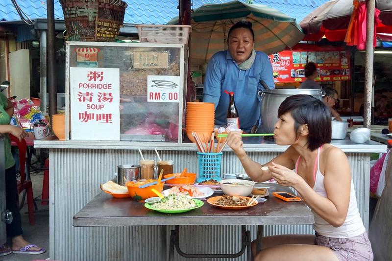 what to eat at imbi market - morning - rebecca saw