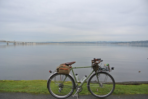 First Rides 2015 - Atlantis on Lake Washington