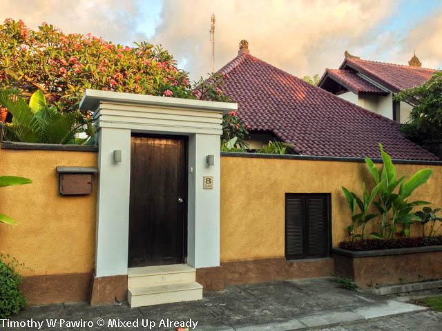 Indonesia - Bali - Seminyak - The Club Villas - Number 8!