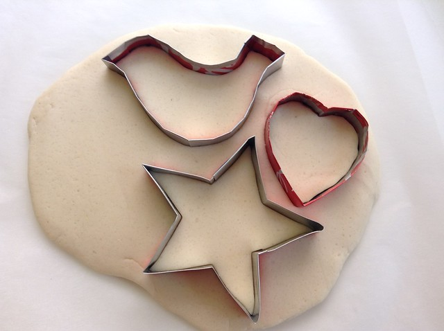 cookie cutters from empty soda cans
