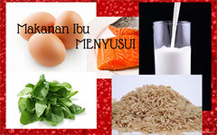 all about tips: MAKANAN UNTUK IBU MENYUSUI AGAR BAYI CERDAS
