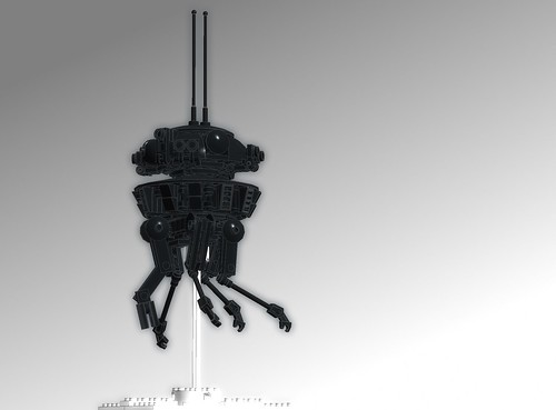 Imperial Probe Droid On Lego Ideas With Parts List And Build