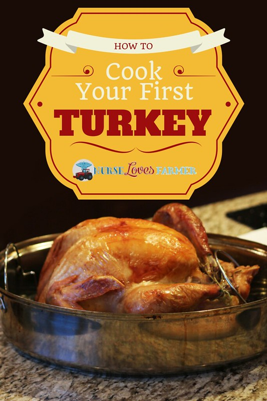 How To Cook Your First Turkey