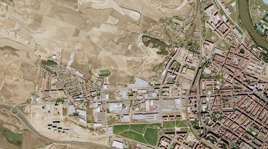 logroño oeste, la rioja, la rima más difícil del mundo, antes, urbanismo, planeamiento, urbano, desastre, urbanístico, construcción