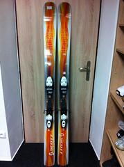 Freeridové lyže Scott Stunt 176cm - titulní fotka