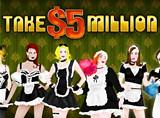Online Take 5 Million Dollars Slots Review