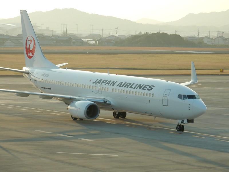 KCZ JAL B737-800
