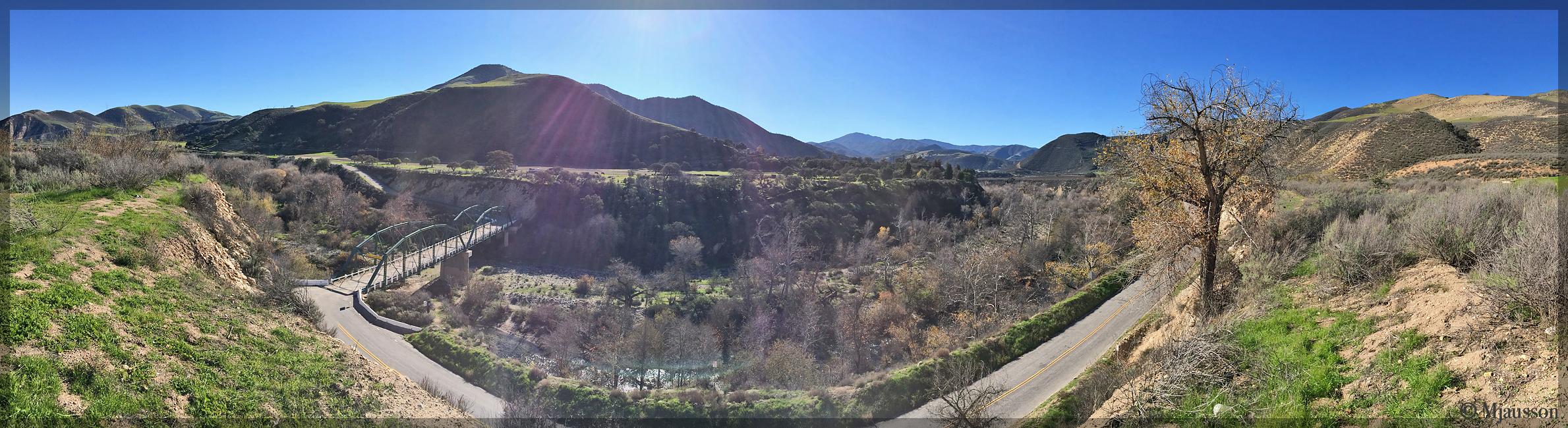 Arroyo Seco Panorama