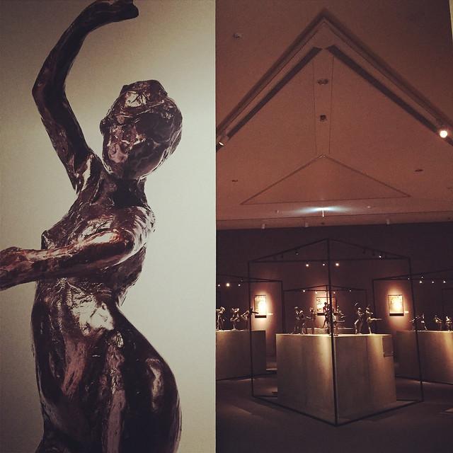 亞洲現代美術館Asia Modern 竇加大展