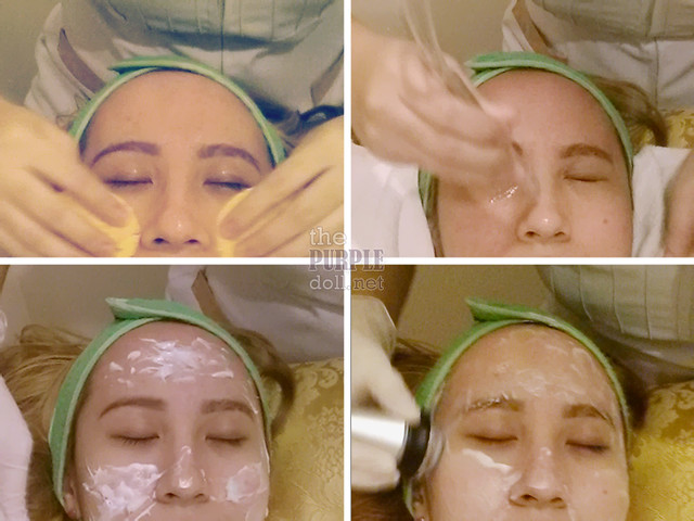 Luminisce Facial Deluxe and Hydration