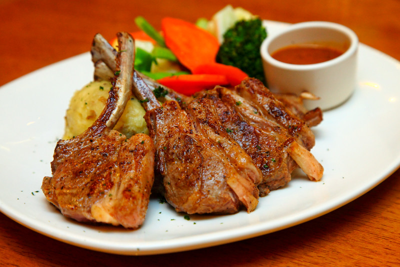 Outback Steakhouse Lamb-Chop