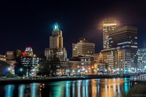 Providence by Eddy, via I {heart} Rhody