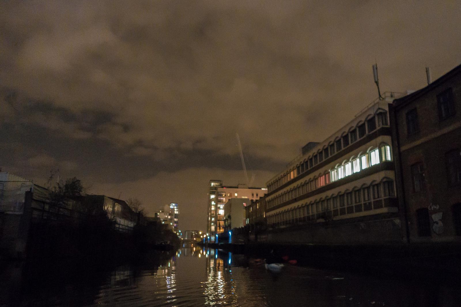 Secret Adventures Canoe at Night-5