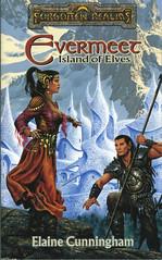 Novel-Forgotten-Realms-Evermeet-Island-of-Elves