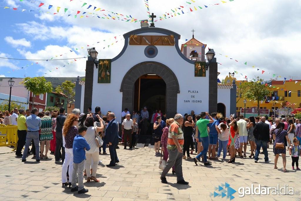Procesión de Santa Gema, San Isidro 2016