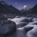 Moon River - Mt Cook & Hooker Valley by Jimmy McIntyre - Editor HDR One Magazine