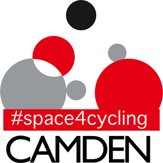 LCC Logo (from vector with CAMDEN space4cycling) | by Camden Cyclists