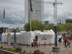 Cools Light Ice Cave - Centenary Square