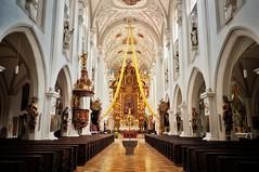 Landsberg am Lech - Kirche Mariä Himmelfahrt
