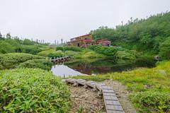鏡平山荘・・・ノンストップで下山