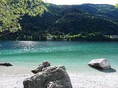 Molveno aneb Nejmodřejší klasická krása Alp