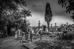 Repos éternel au cimetière de Marliac...