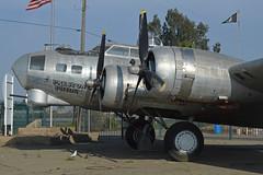 American Veterans Memorial, Tulare, CA. 4-3-2016