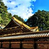 #temple angles & blue #sky #nikko