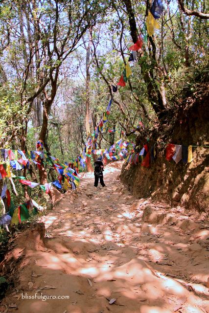 Dhulikhel Nepal Namo Buddha