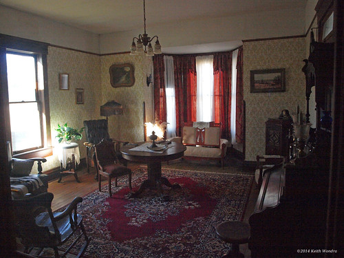 room kansas museums meade daltongang daltonganghideout heritagehouseliving johnwehrlehouse jhwhipple evadaltonwhipple