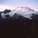 Sunset, Mt Baker, WA by Elliott Kramer