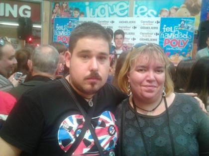Juan Carlos Pérez Álvarez resultó afortunado con una cena para dos personas en Bodegas Mazón
