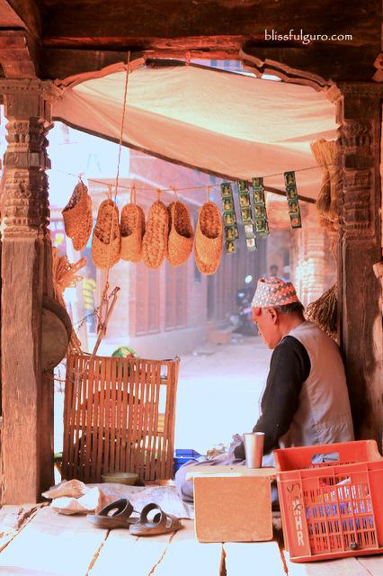 Bhaktapur Nepal People