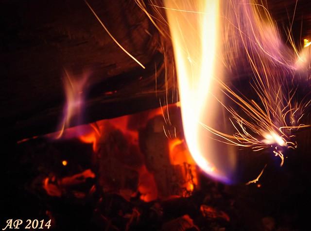 Etincelles / Sparks