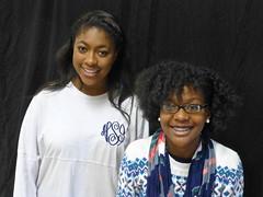 Caddo Magnet HS, 2014, Nia, Olivia