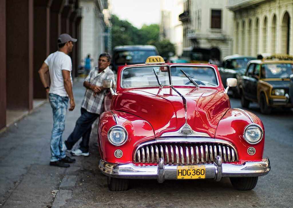 Cuba's Incredible Vintage Cars