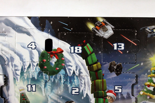 LEGO Star Wars 2014 Advent Calendar (75056) – Day 18
