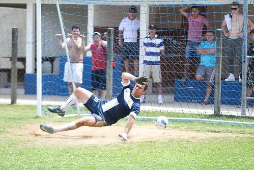Semifinal da Copa Bancária 2014