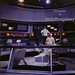 First Pilot Enterprise Bridge Set, Side View, Gene Roddenberry?