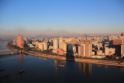 trip korea korean northkorea nk pyongyang dprk 朝鲜 northkorean 平壤 北朝鲜 北韩 羊角岛国际酒店
