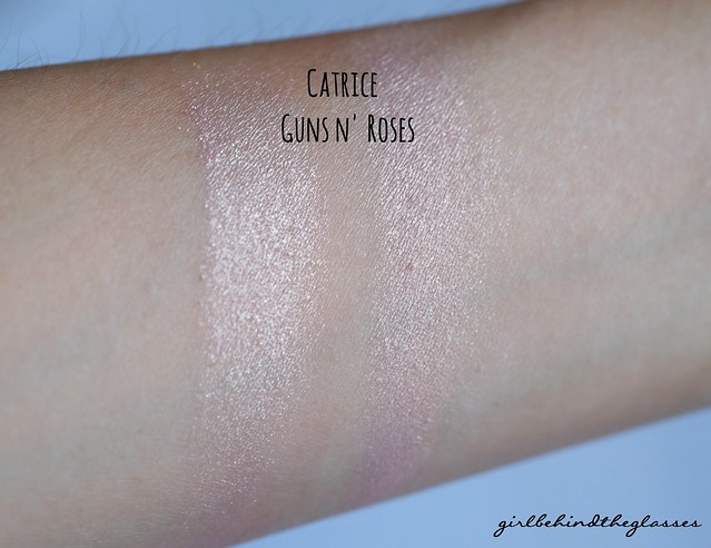 Catrice Guns n Roses swatch