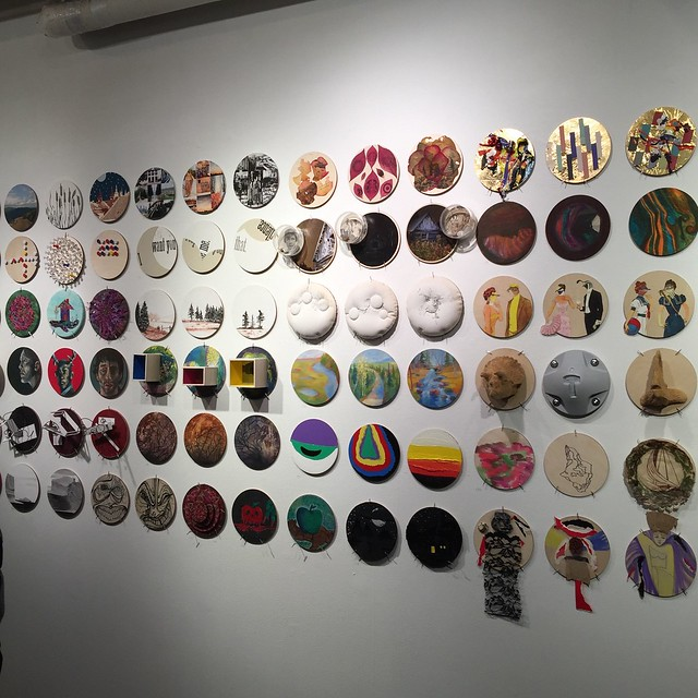 Crafty Toronto - In the Round II at Graven Feather