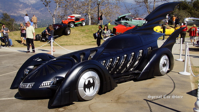 1995 Batmobile Batman Forever