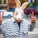 Peace Rabbit by Thomas Hawk