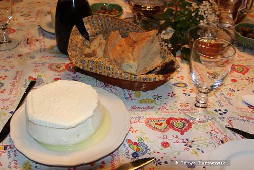 26 - мастер-класс по приготовлению сыра - традиции Португалии