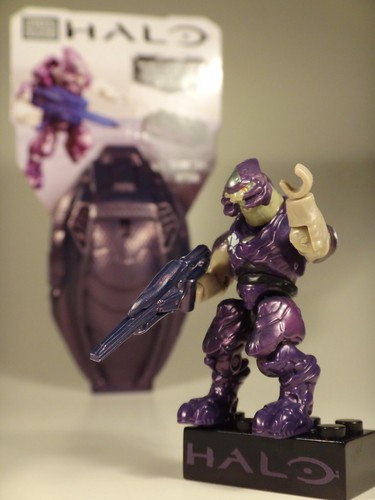 November 2014 Loot Crate HALO figure