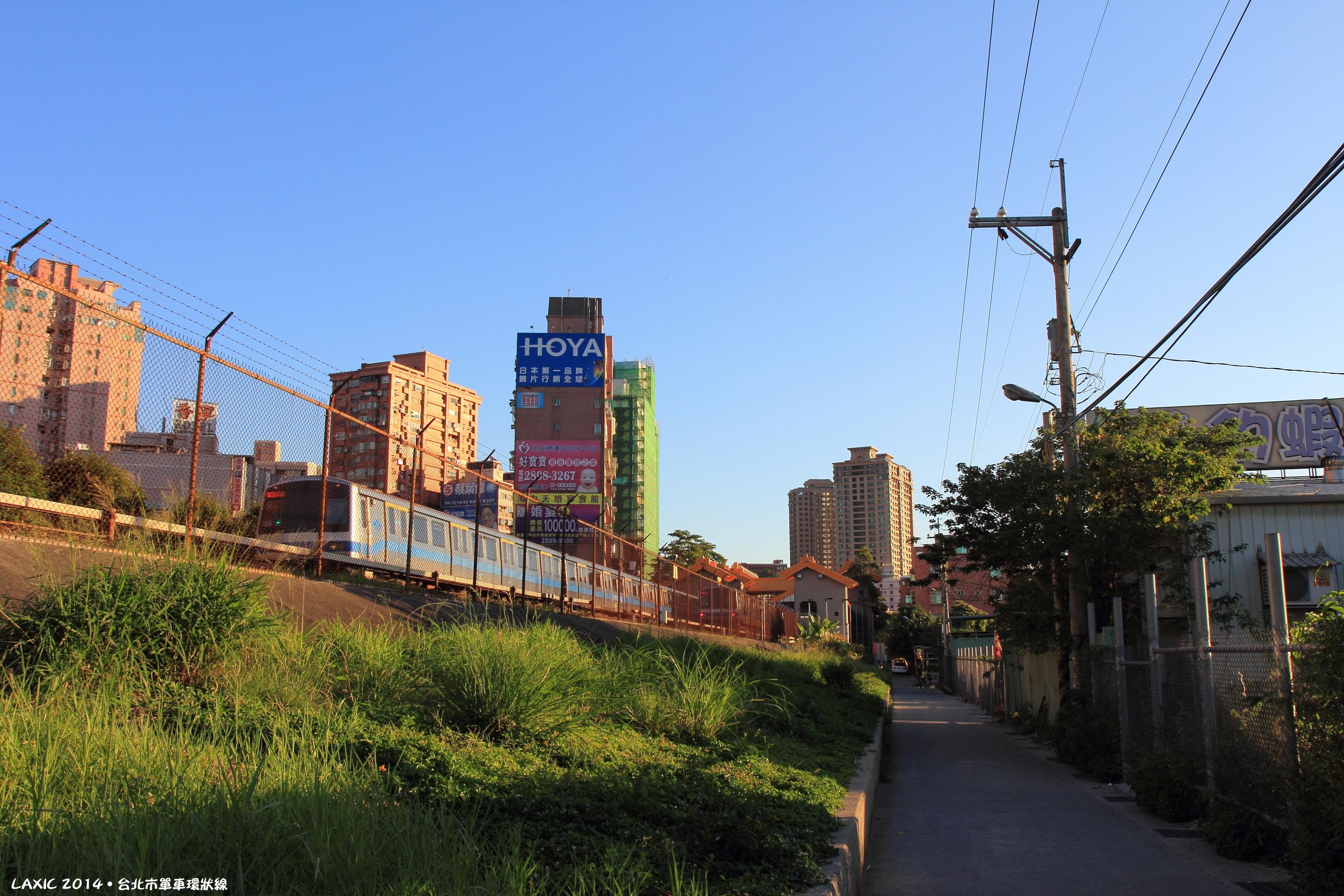 2014.11 台北市單車環狀線