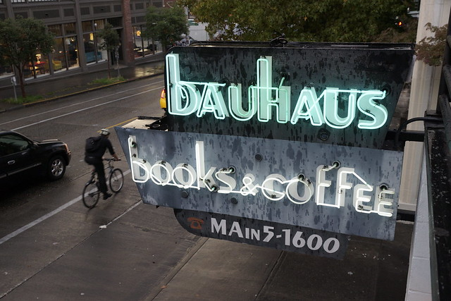 Bauhaus Books & Coffee